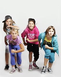 HIP HOP dla dzieci