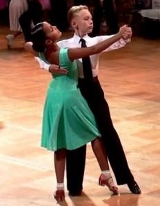 Taniec TOWARZYSKI 1